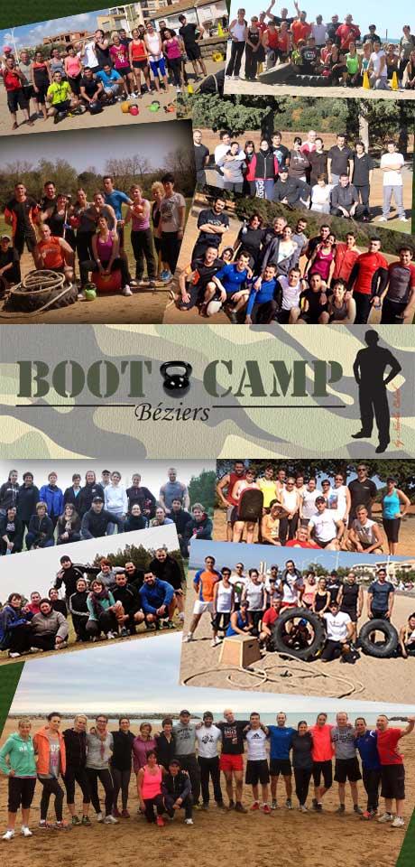 Photos des différentes sessions BootCamp organisées