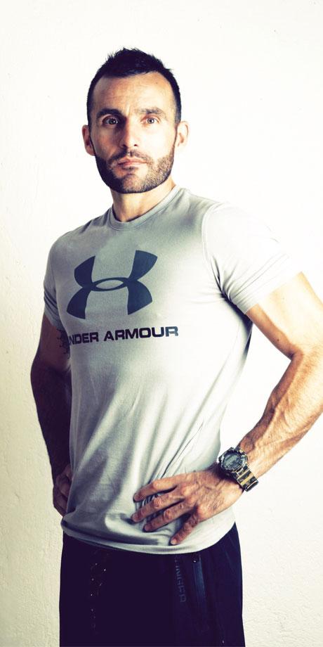 Nicolas CABROL - Portrait de votre coach sportif