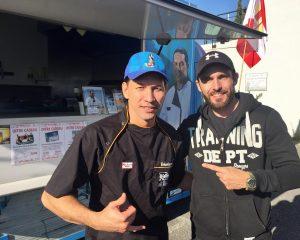 Chef Teheiura avec Nicolas Cabrol - Coach Sportif sur Béziers et alentours